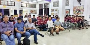 Universitas Pasundan Kunjungan Industri di Bali, Java Organizer Ajak Mahasiswa Cegah Narkoba, Seks Bebas dan HIV/AIDS