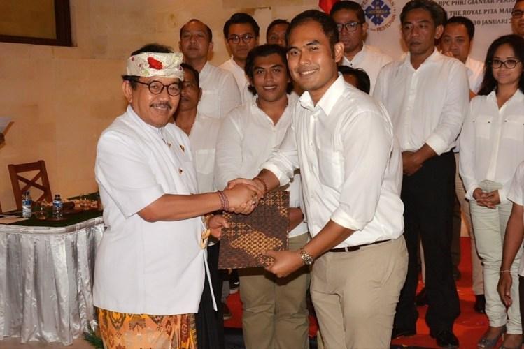 Wagub Cok Ace Tegaskan Peran Penting Asosiasi Hotel dan Restoran Jaga Iklim Pariwisata