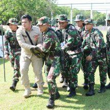 Antisipasi Gangguan, Kodam Intensifkan Latihan Pengamanan Pilpres dan Pileg
