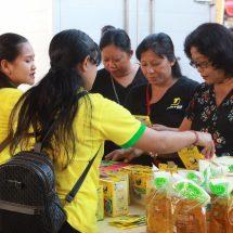 Pasar Murah HUT Kota Denpasar Disambut Antusias Warga