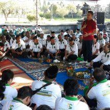 Dialog dengan Penyuluh Agama di Bali, Menag: Agama Itu Bukan Membuat Orang Lain Menjauh