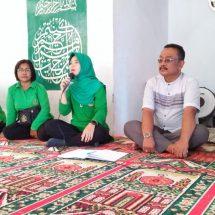 Ketua Persit KCK Kodim Buleleng Kunjungi Panti Asuhan Yayasan Rodaktul Makmur
