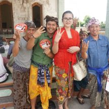 Dwi Yustiawati,S.E. Siap Sinergi dengan KONI, Angkat Potensi Sport Tourism Nusa Penida