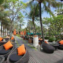 Legian Beach Hotel, Akomodasi Bergaya Bungalow Tradisional Bali