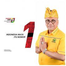 Ingatkan Warga ke TPS 17 April, Panglima Hukum Togar Situmorang: Pakai Baju Putih, Pilih Pemimpin Yang Tidak Korupsi