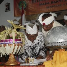 Pelantikan Pejabat IKIP PGRI Bali, Jangan Ada Dosen Sampai Jual Beli Nilai dan Skripsi
