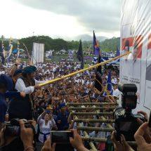 Rakyat Totalitas Mendukung, Surya Paloh Optimis Jokowi Menang Telak di Bali