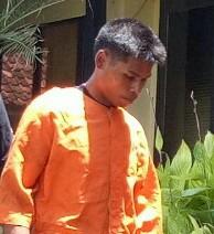 Salah Satu Tahanan Polresta Denpasar yang Kabur Ditangkap Saat Mencuri Handphone