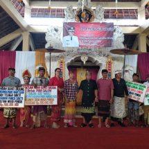"""Serahkan Hibah Rp 6,61 Miliar dan 250 Bedah Rumah di Nusa Penida, Bupati Badung: """"Ne Nyoman Mare Pemanasan"""""""