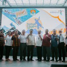 """""""Festival 3 Gunung"""", Suguhkan Wisata Alam dan Keanekaragaman budaya Lembata"""