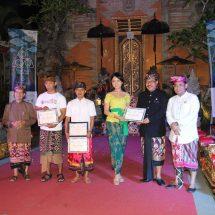 "Cok Ace Harap  ""Ubud Royal Week End"" Munculkan Pengusaha Muda Kreatif"
