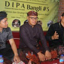 Peringatan ke-815 Kota Bangli, Peradah Bahas Potensi dan Strategi Kebudayaan