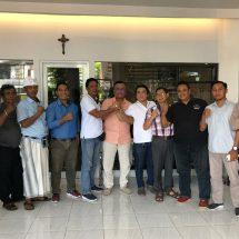 Driver Taksi Online & Taksi Konvensional Berdamai di Law Office Togar Situmorang & Associates, Pasca-Pengeroyokan di Bandara Ngurah Rai