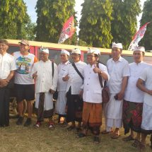 Perayaan HUT ke-3 BPR-BPRS Nasional di Bali, Dimeriahkan Parade Mobil VW