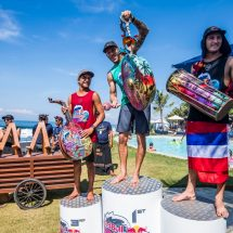 Kompetisi Red Bull Airborne di Pantai Keramas Bali