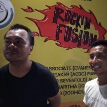 """Belasan Band Legendaris Ramaikan """"Rockin Fusion"""" di Be You Cafe"""