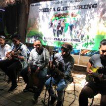 """Rastafara Cetamol Launching Album Perdana """"Kiri-Kanan"""""""