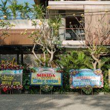 "Restaurant Shrida di Ubud, Tempat Bertemunya ""Asam di Gunung dan Garam di Laut"""
