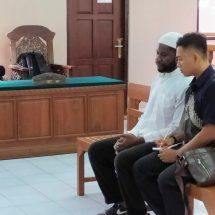 Telan 99 Kapsul Sabu, Warga Tanzania Divonis 17 Tahun