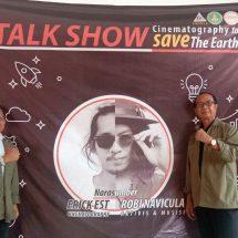 Fikom Undwi Gelar Talkshow Peduli Lingkungan