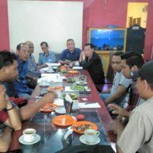 Rapat PWI Malut Bahas Pertanggungjawaban Plt. dan Penertiban Anggota