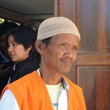 Mabuk, Pukul Istri,Dituntut Tiga Bulan Penjara