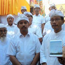 Selama Karya Agung di Pura Desa dan Puseh Desa Adat Kerobokan, Krama Meninggal Tak Boleh Diaben