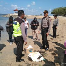 Jasad Orok di Pantai Sanur Gegerkan Warga