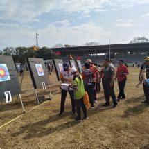 Pangdam Pantau Kejuaraan Panahan HUT ke-62 Kodam Udayana