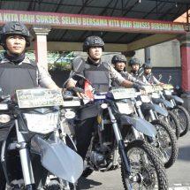 Patroli Raimas Polres Badung di Tempat Rawan Upaya Cegah Kriminalitas