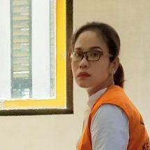 Sidang Sabu: Dituntut Dua Tahun, Terapis Spa Menangis