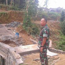 Danrem 163 Wira Satya Tinjau Lokasi TMMD di Nyanglan Klungkung