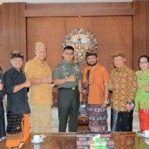 Pangdam Udayana Apresiasi Pelaksanaan Gema Perdamaian Tahun 2019