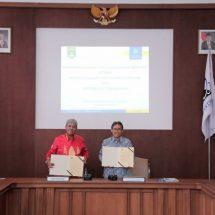 Lampung Tengah Jalin Kerja Sama Pembangunan Daerah dengan UGM
