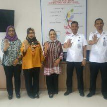 Kunjungi BNNP Malut, Hj. Suriati Armayn Bahas Masukan Revisi UU Narkotika