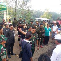 Pangdam Apresiasi Semangat Gotong Royong TMMD ke-105 Kodim 1610/Klungkung