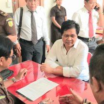 Berkas Kasus Dugaan Penipuan Rp150 Miliar Rampung, Sudikerta Dipindahkan ke Lapas Kerobokan