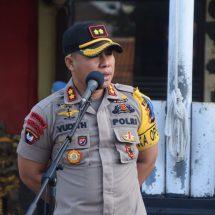 Kapolres Badung: Tingkatkan Pelayanan Menuju Wilayah Bebas Korupsi