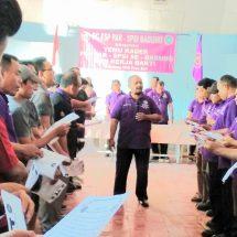 Temu Kader FSP PAR-SPSI Badung, Satyawira: Yang Halangi Pembentukan Serikat Pekerja Diancam Lima Tahun