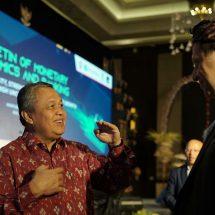 Perry Warjiyo:   GlobalisasiMereda, Digitalisasi Meningkat