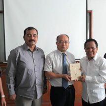 Universitas Dwijendra Perkuat Bahasa Mandarin dengan Guangdong University China