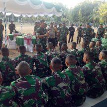 Pangdam Udayana Pastikan Pengamanan Kunker Wapres RI di Sumbawa Aman