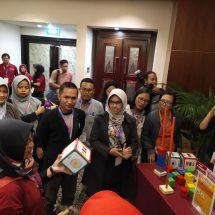 """Tingkatkan Pengetahuan Gizi Masyarakat, GAIN Indonesia Beri Pelatihan """"Emo-Demo"""" di Bali"""