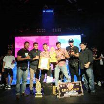"Duet Eka Darmawan & Nopa Yana Juara ""Bali Tandem Flair Competition 2019"""