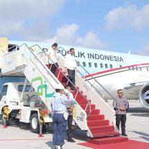 Kunjungan Kerja di Bali, Presiden Jokowi Resmikan Forum IAID dan Hadiri Muktamar V PKB