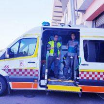 Dua Dokter RS Bali Mandara Belajar Sistem Ambulans di Australia