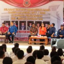 AKKI Maba UNR, Rektor Jamin Tak Ada Perpeloncoan