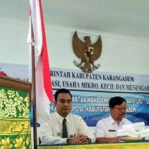 Bupati Mas Sumatri: Bimtek Penting Bagi Prajuru dan LPD