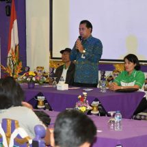 """Gathering"" Bank BPD Bali Cabang Bangli Bersama LPD, Eratkan Kerja Sama"