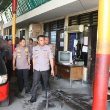 Wakapolda Bali Cek Gudang Senjata Api di Mako Brimob